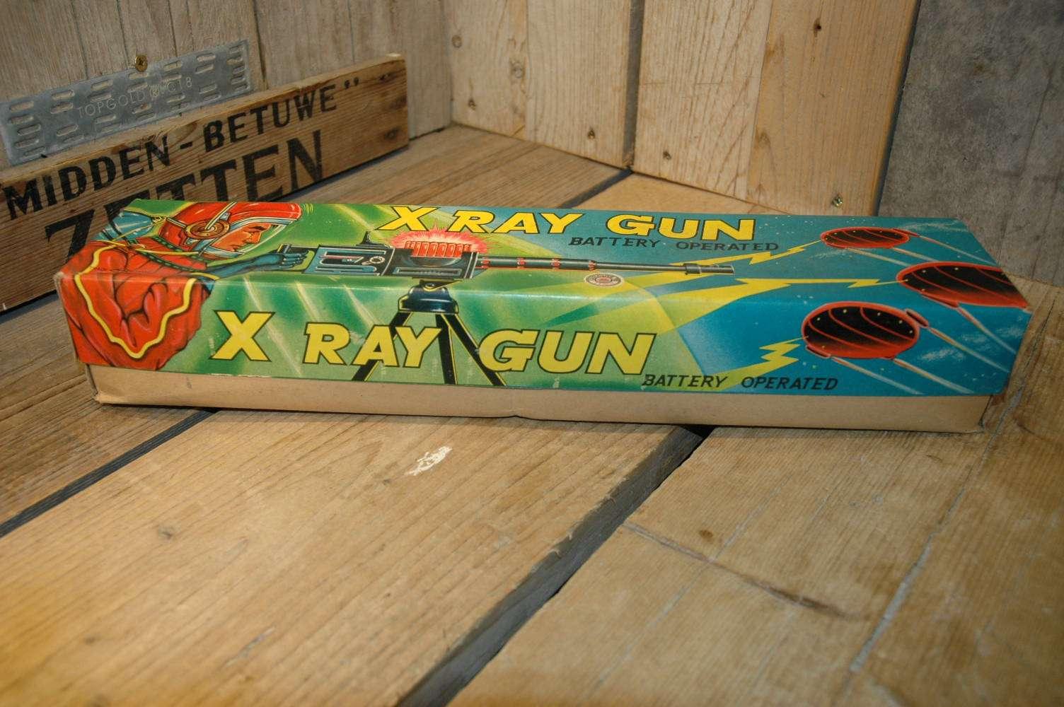 Nomura - X Ray Gun
