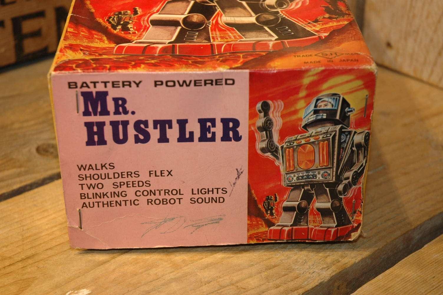 Horikawa - Mr. Hustler