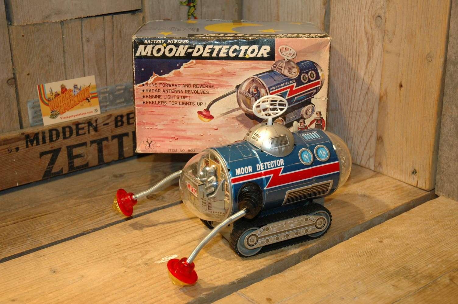 Yonezawa - Moon Detector
