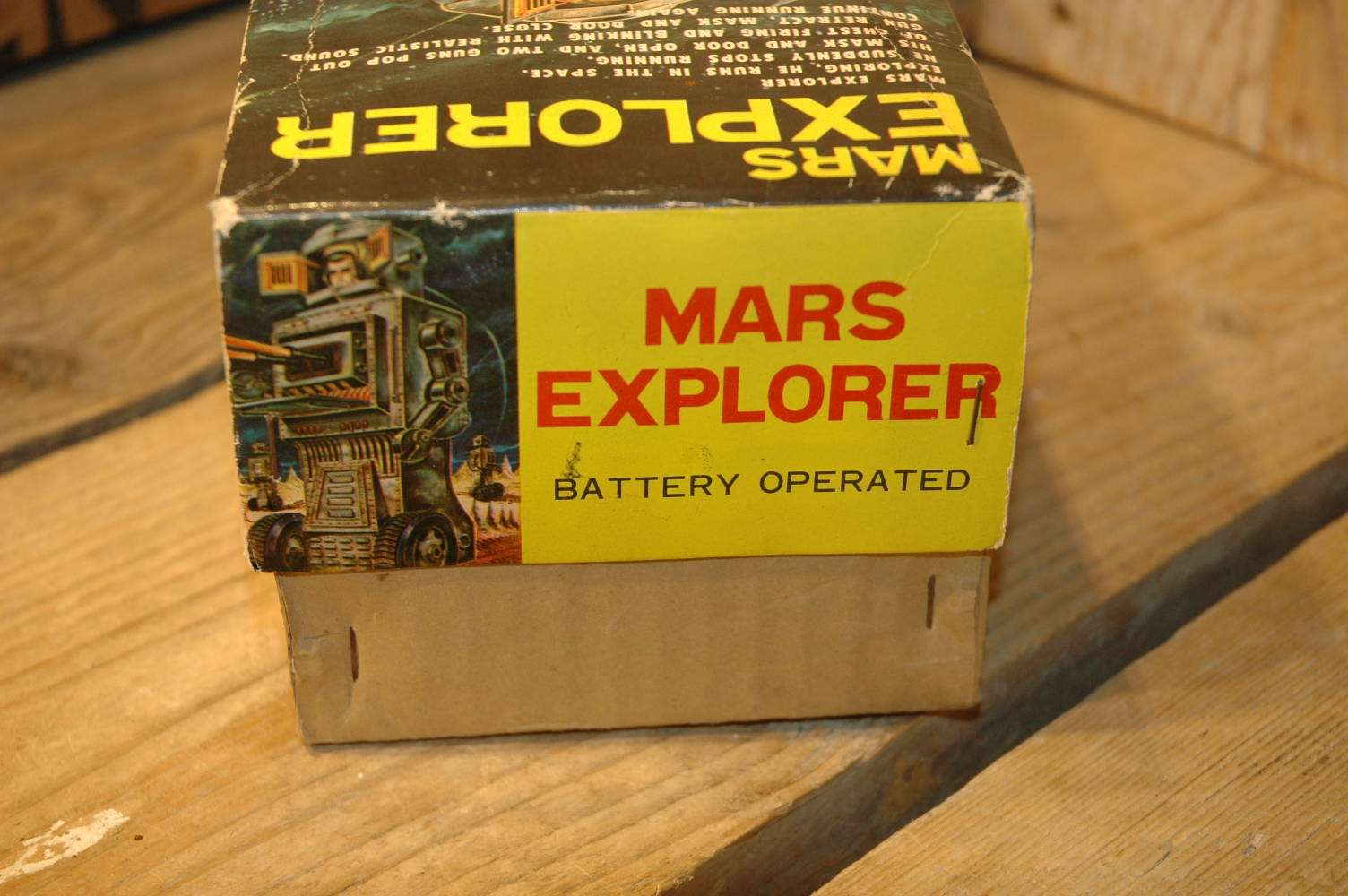 Horikawa - Mars Explorer