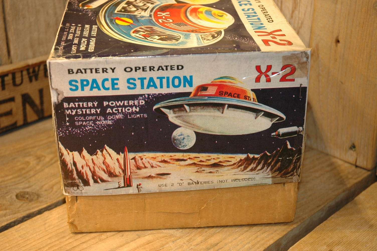 Yonezawa -Space Station X-2