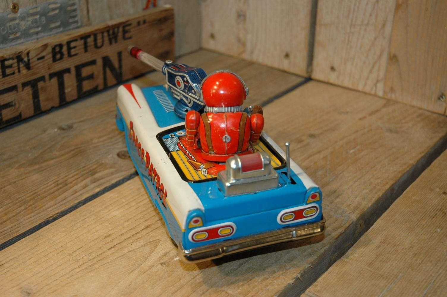 Nomura - Space Patrol Car