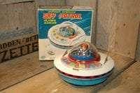 Yoshiya - Sky Patrol Flying Saucer