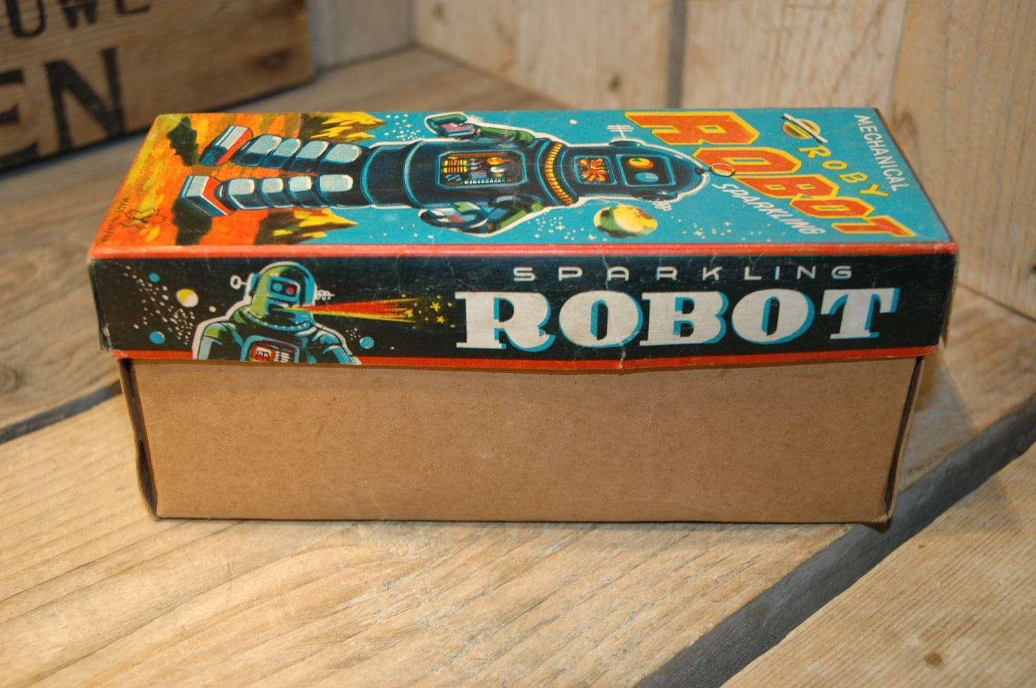 Yonezawa - Mechanical Roby Robot