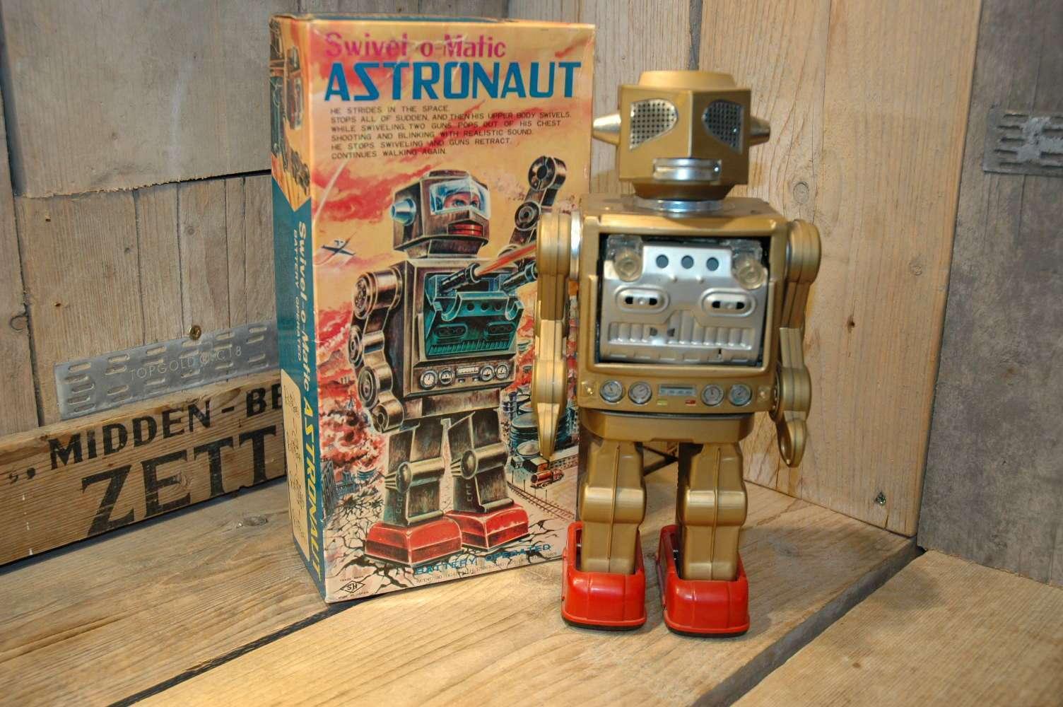 horikawa - Rotate O'Matic Super Astronaut
