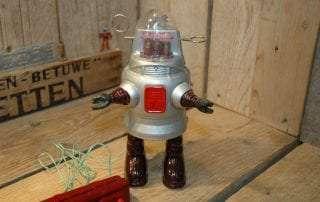 Nomura - Piston Action Robot aka Pug Robby