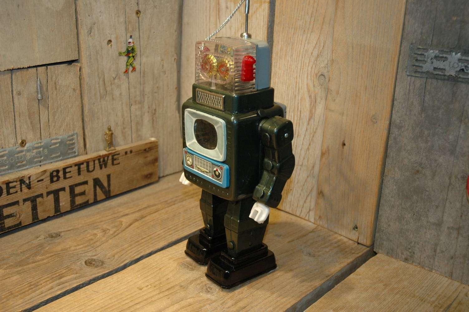 Alps - Television Spaceman