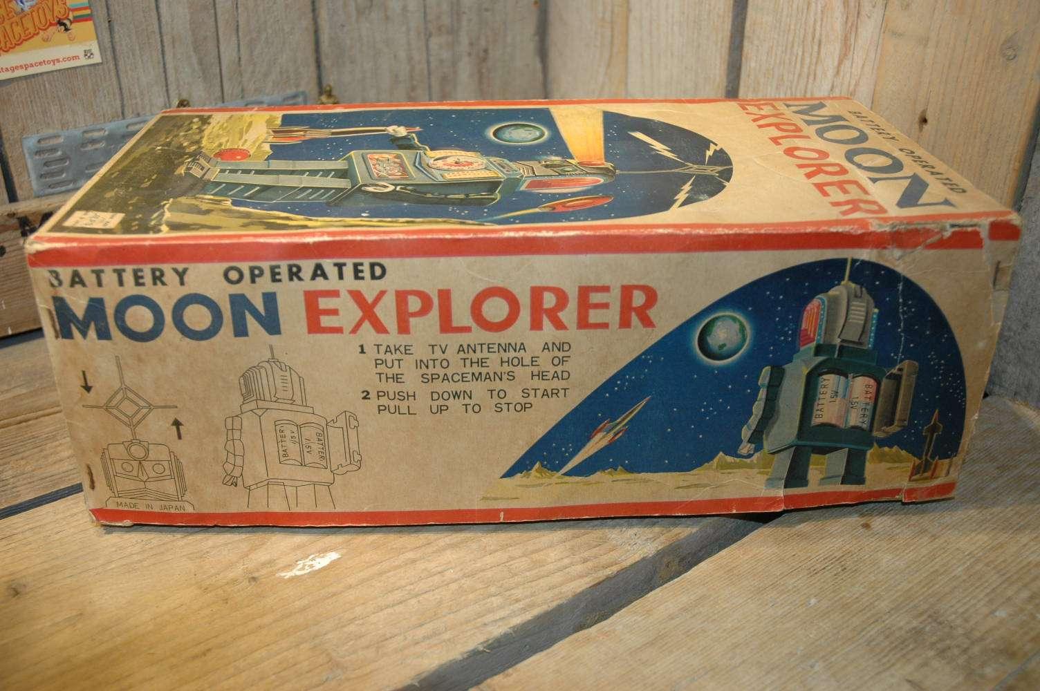 Alps - Moon Explorer