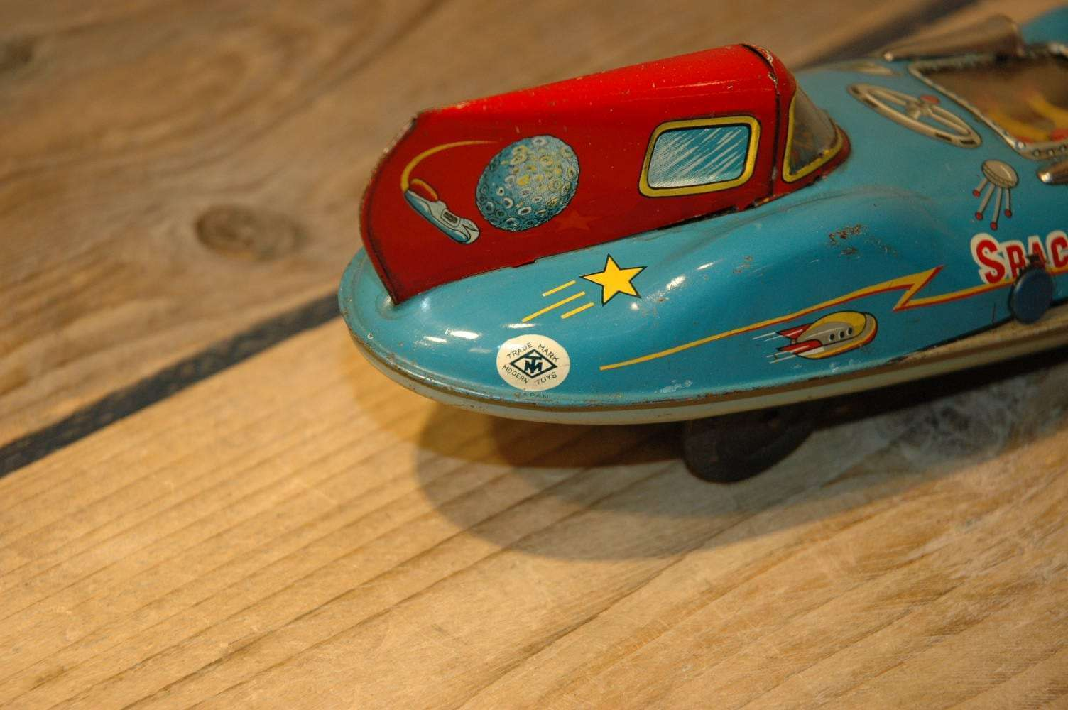 Modern Toys - Space Patrol