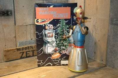 Roboz Inc. - Mrs. Radicon Robot