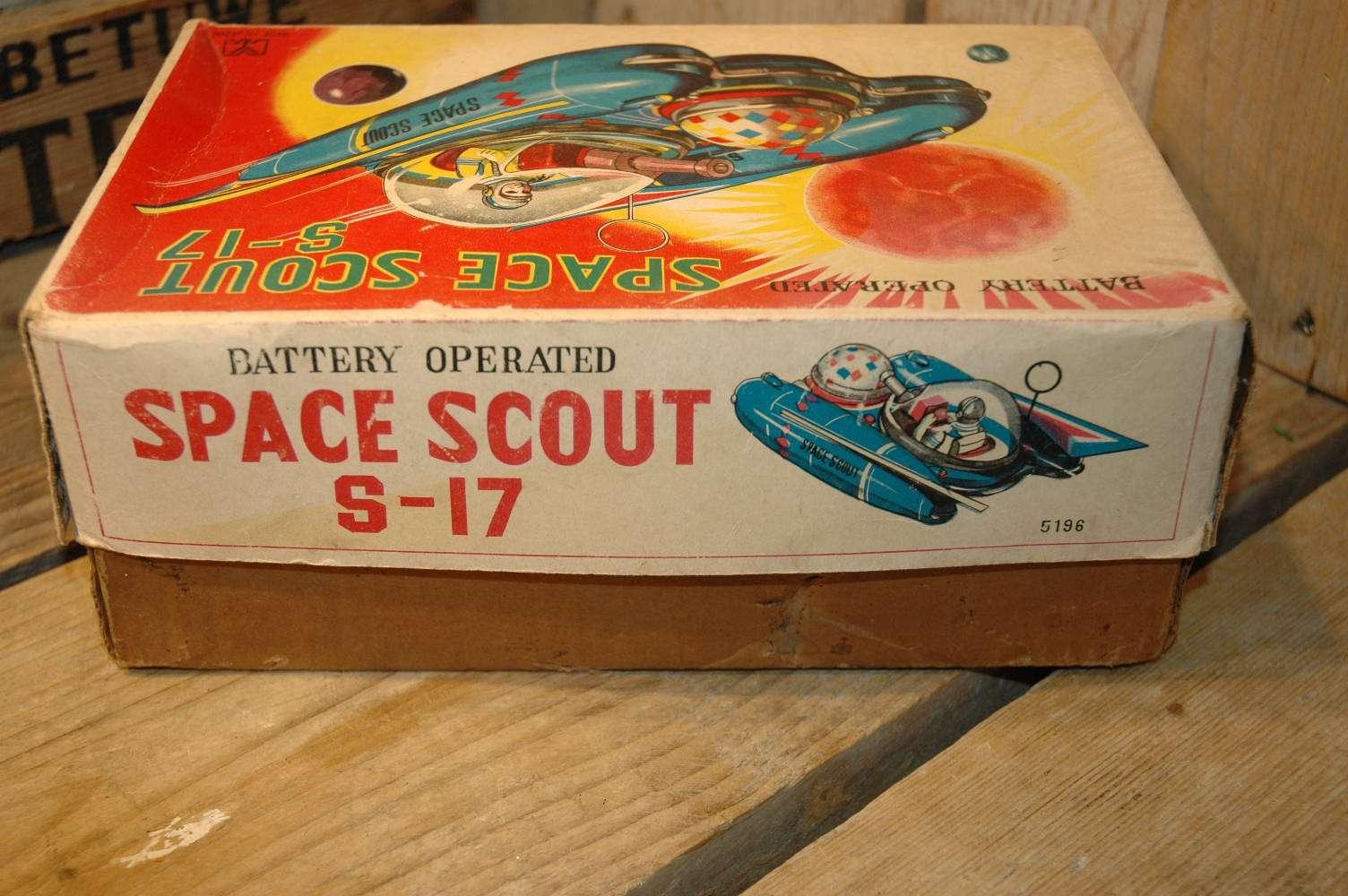 Yanoman - Space Scout S17
