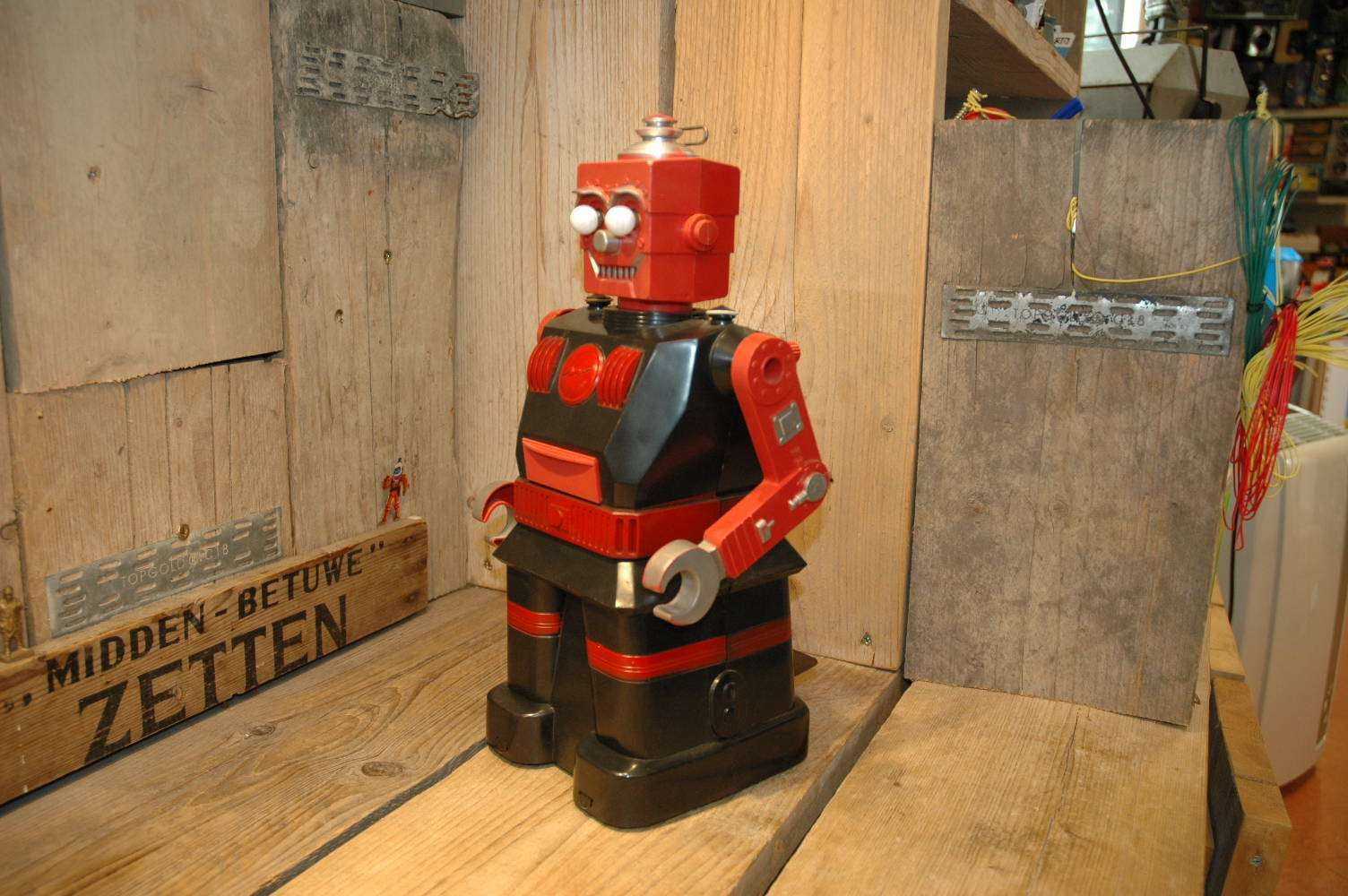 marx - Electric Robot and Son
