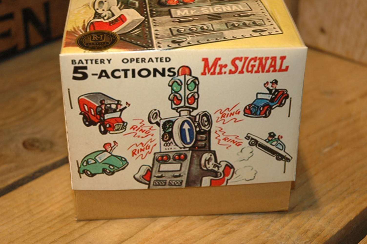 RI Exotics - Mr. Signal