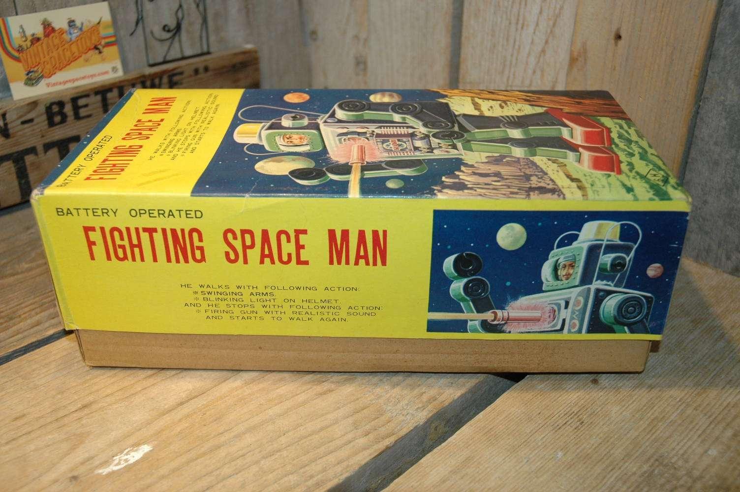 Horikawa - Fighting Space Man