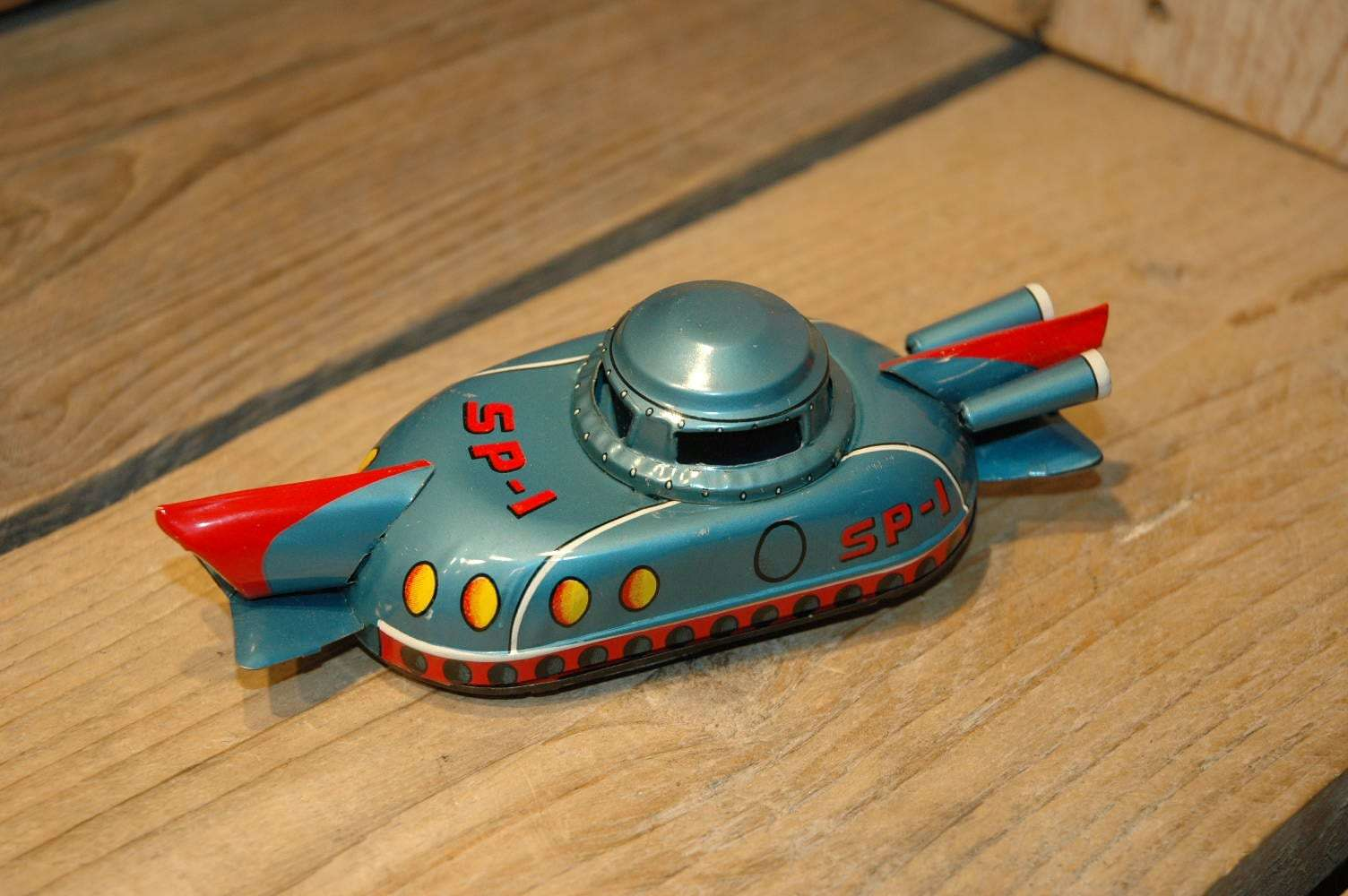 LineMar Toys - Space Car SP-1