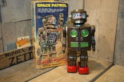 Horikawa - Space Patrol