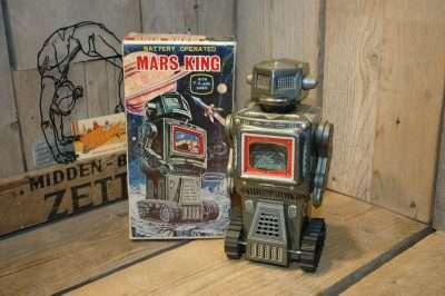 Horikawa - Mars King