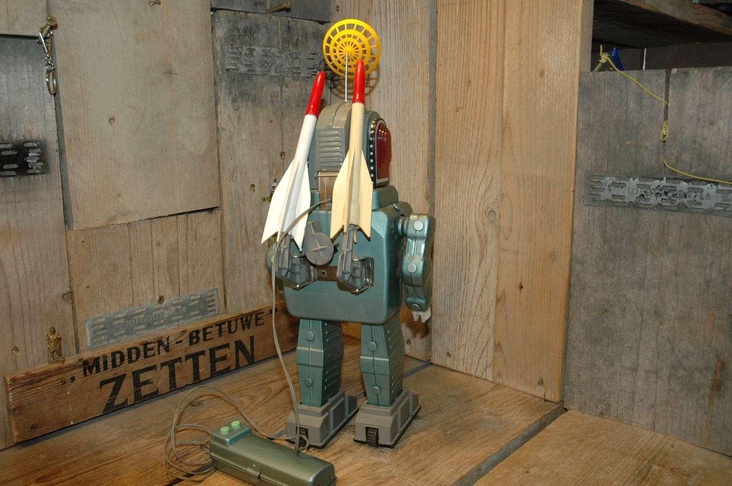 Alps - RocketMan in Armor