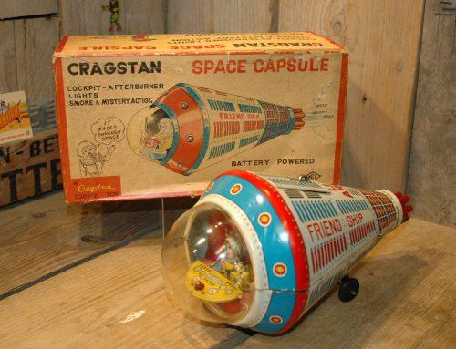 NGS – Cragstan Space Capsule