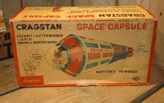 NGS - Cragstan Space Capsule