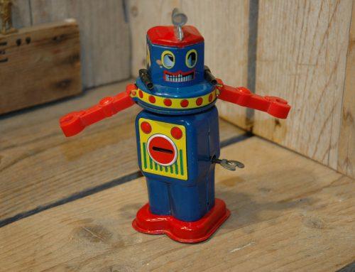 Yonezawa – Atomic Robot