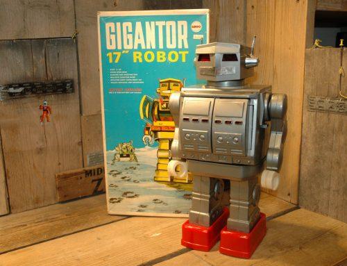 Mego – Gigantor 17 Inch Robot