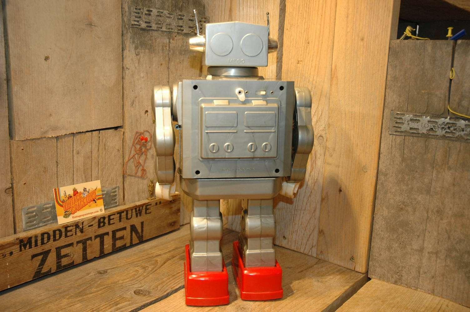 Mego - Gigantor Robot