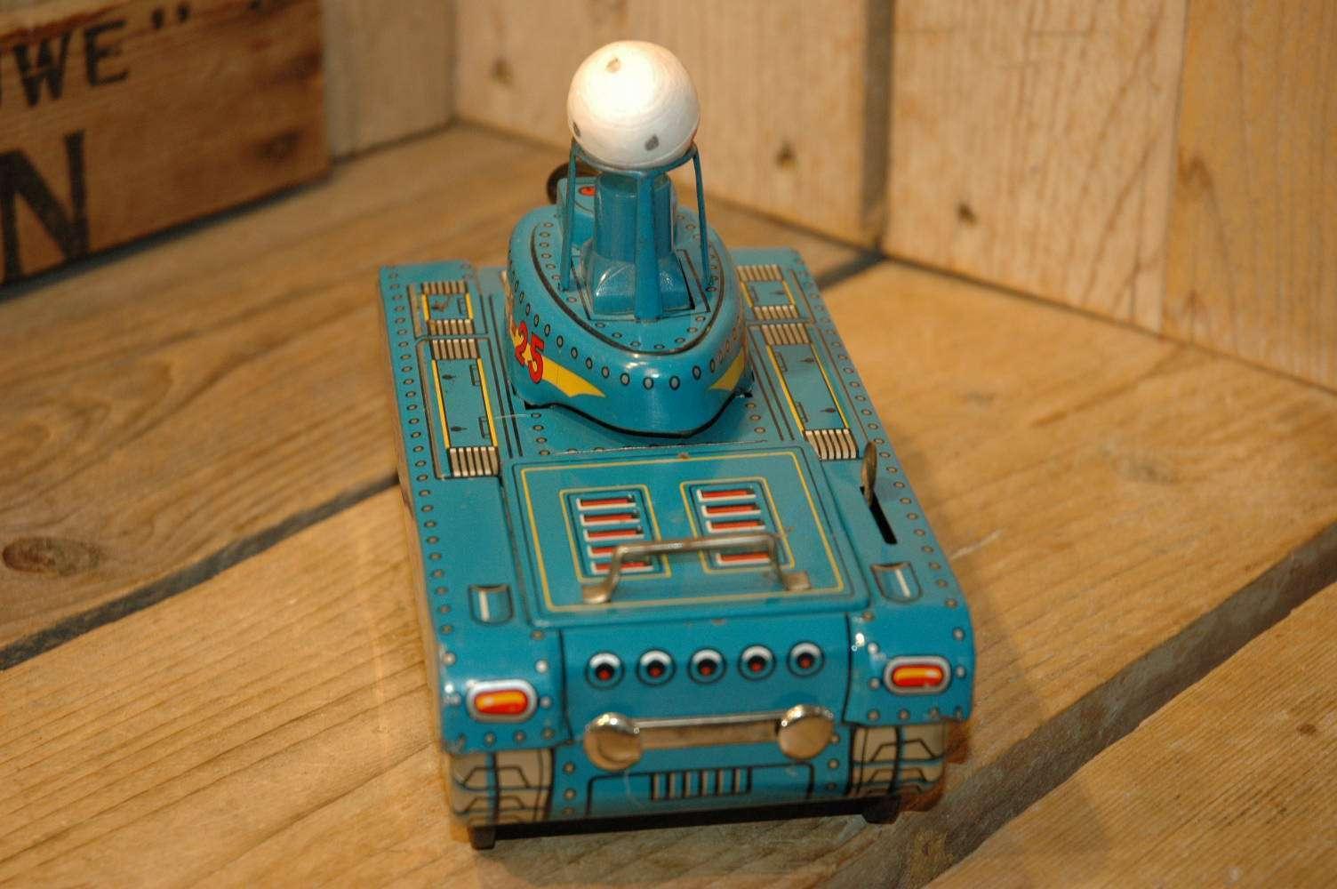 Modern Toys - Space Survey
