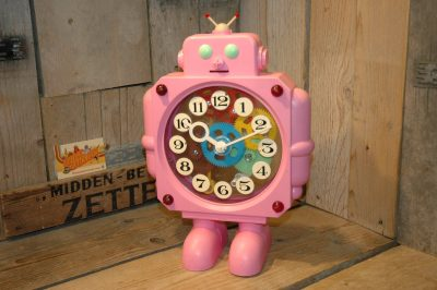 Russian - Robot Clock