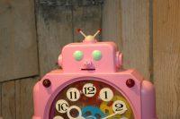 Russian - Robot Clock