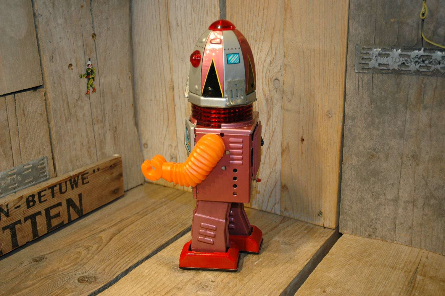 Nomura – Space Robot X-70 Tuliphead