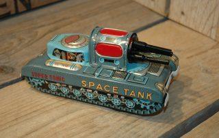 Nomura - Super Sonic Space Tank