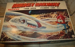 Yonezawa -Rocket Railway