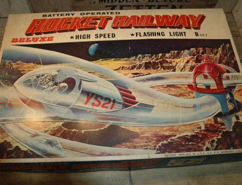 YS21 Rocket Railway