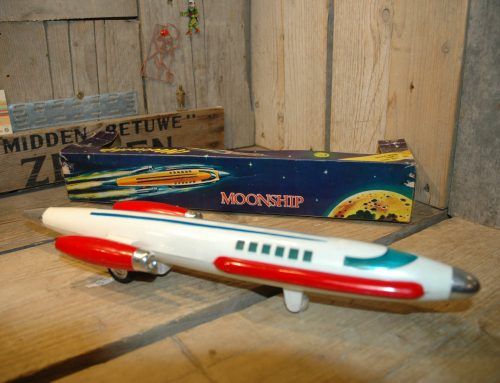 For Project Modern Toys Made In Japan! Toys & Hobbies Vintage Space Pioneer