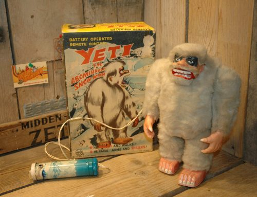 Marx Toys – Yeti The Abominable Snow Man