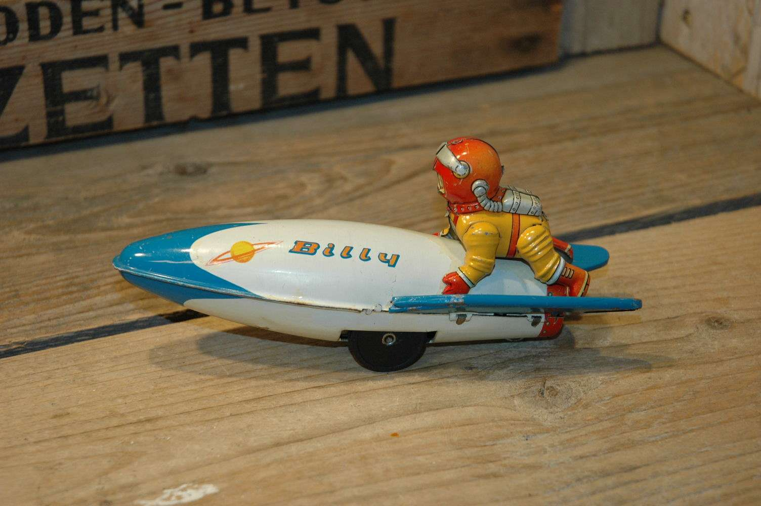 Modern Toys - Billy the space traveler