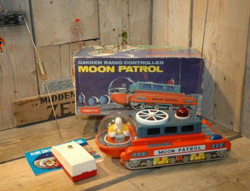Gakken – Moon Patrol Radio Controlled