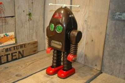 Asakusa – Thunder Robot