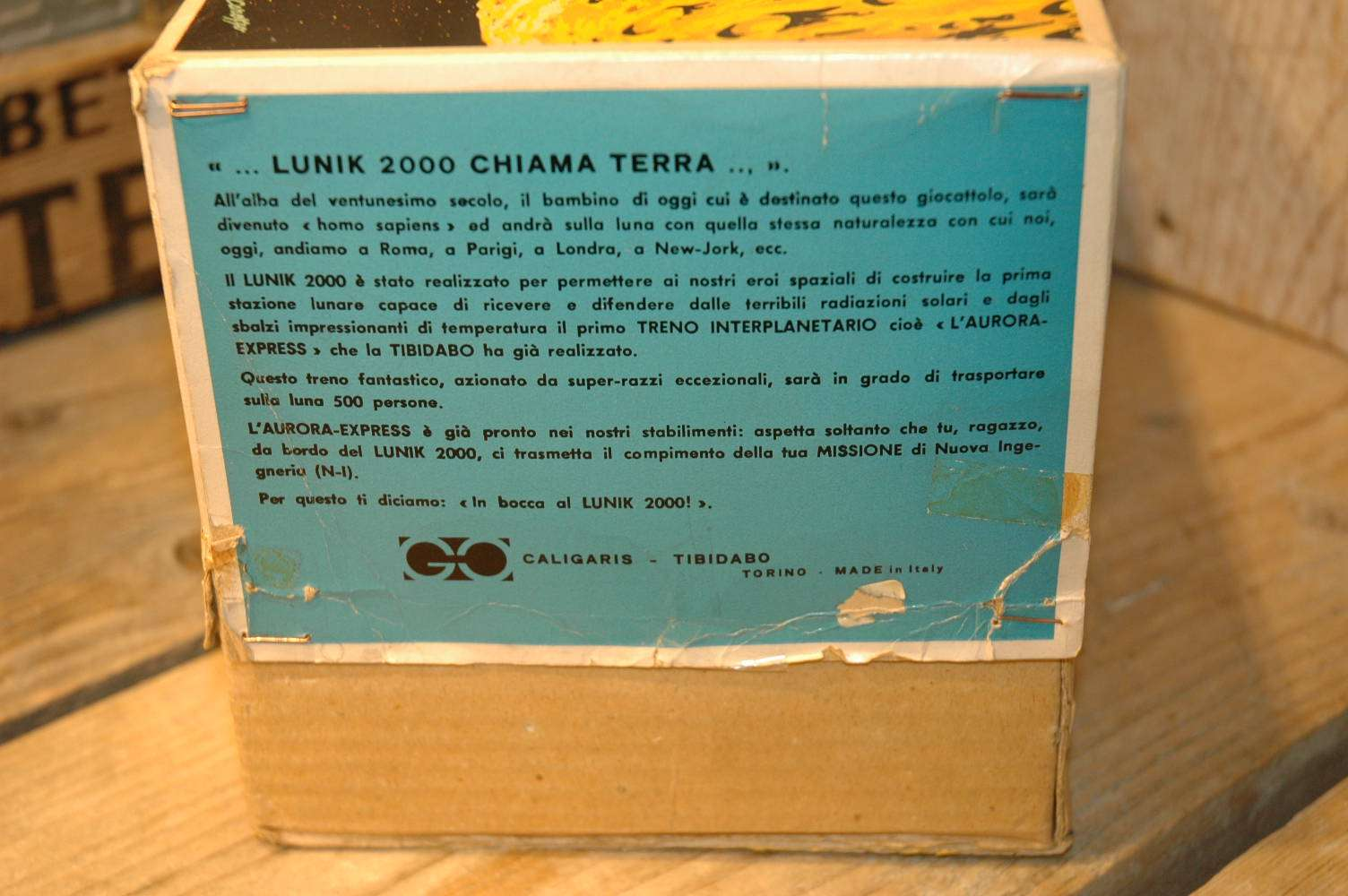 Tibidabo - Lunik 2000