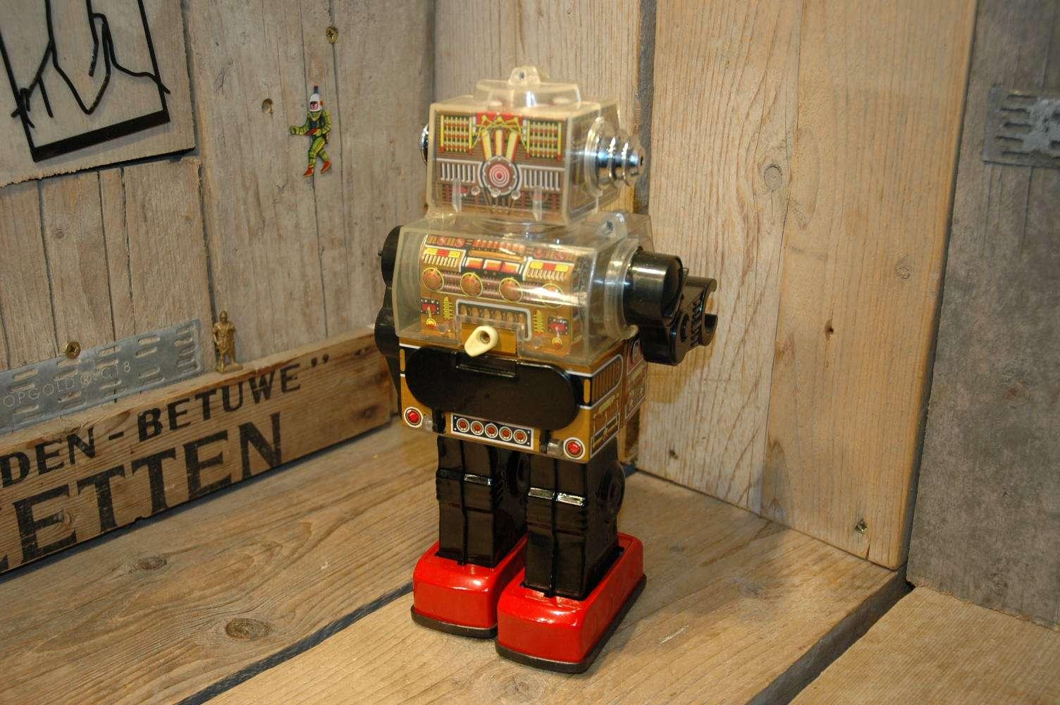 Horikawa - Piston Robot