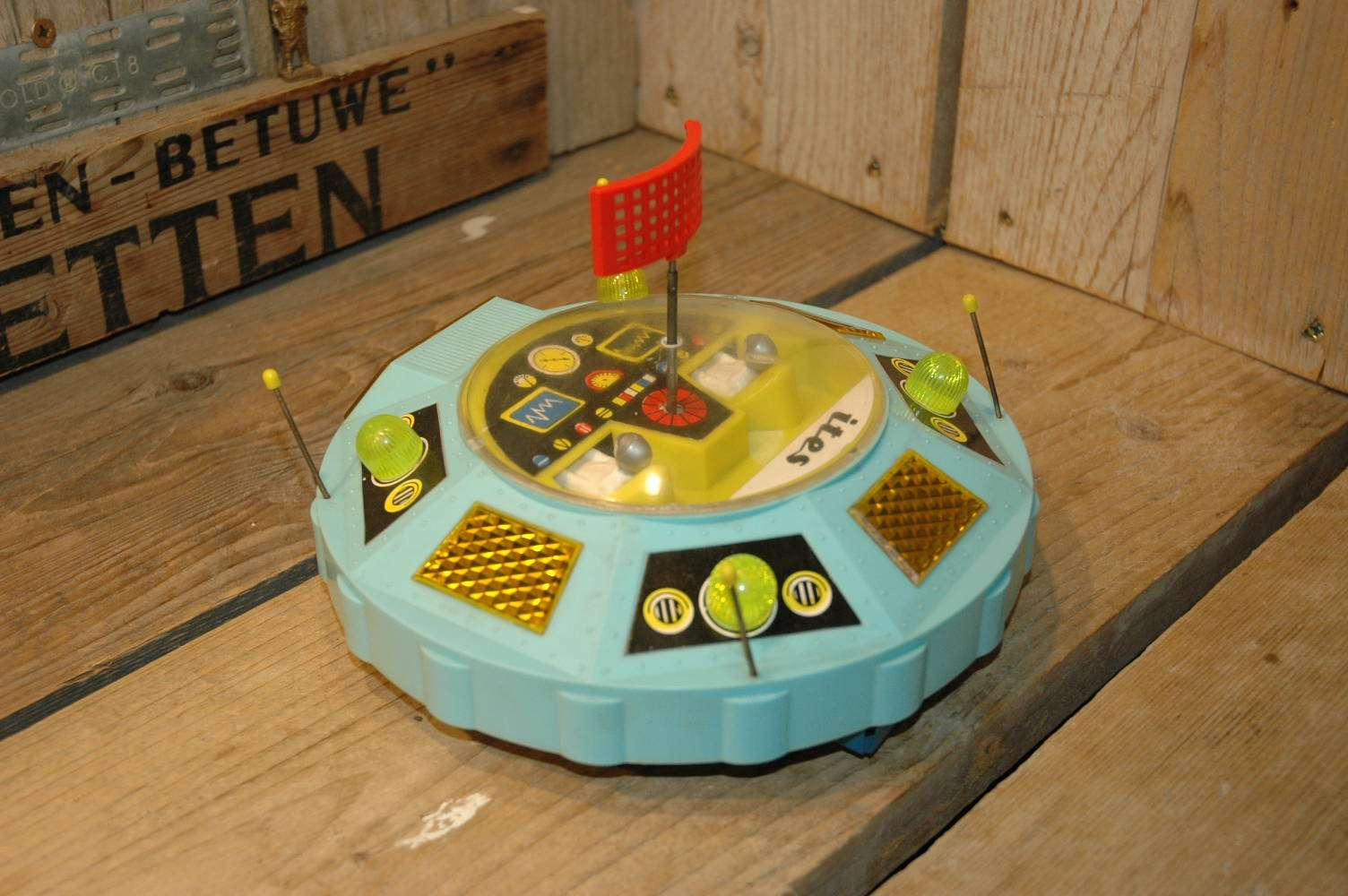 Ites - Planetarni Vozidlo