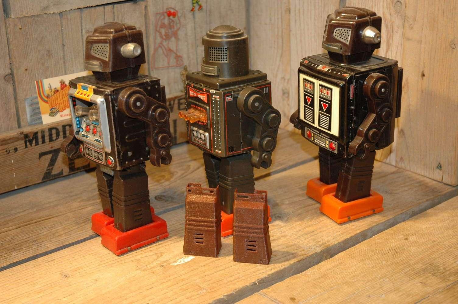 Horikawa - Robot Legs