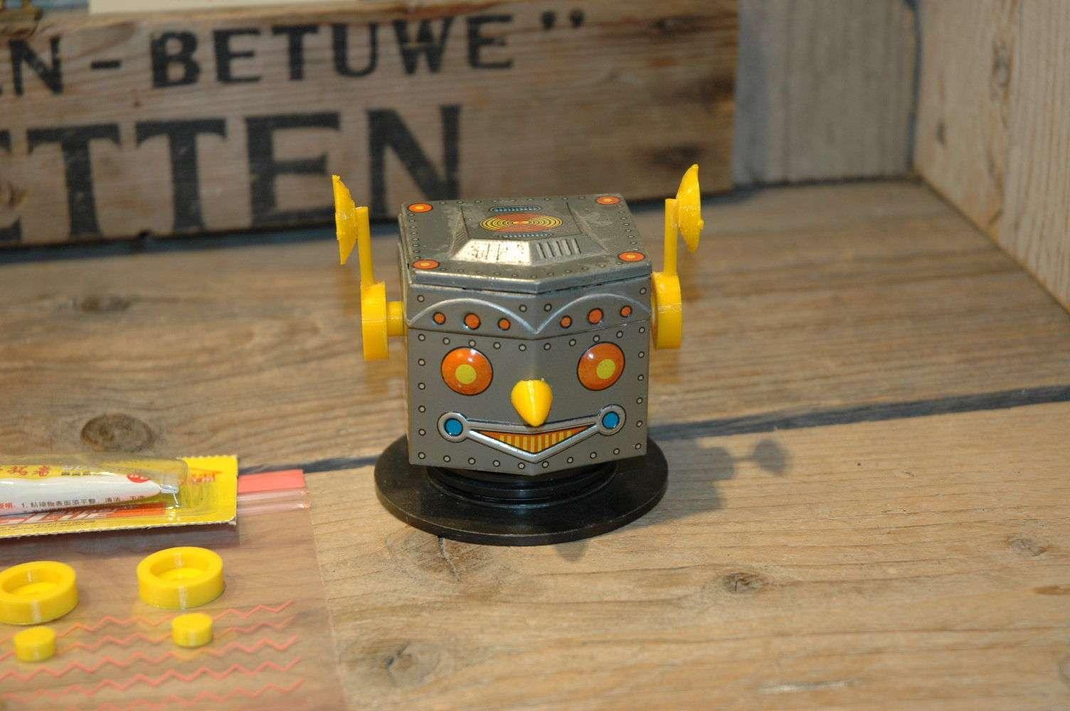 Nomura - Topolino Robot Nose and ears