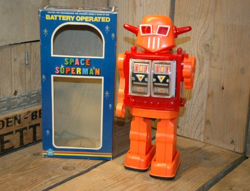 HK – Space Superman No. 106 C