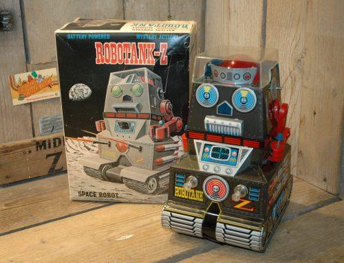 Nomura – Robotank Z Space Robot