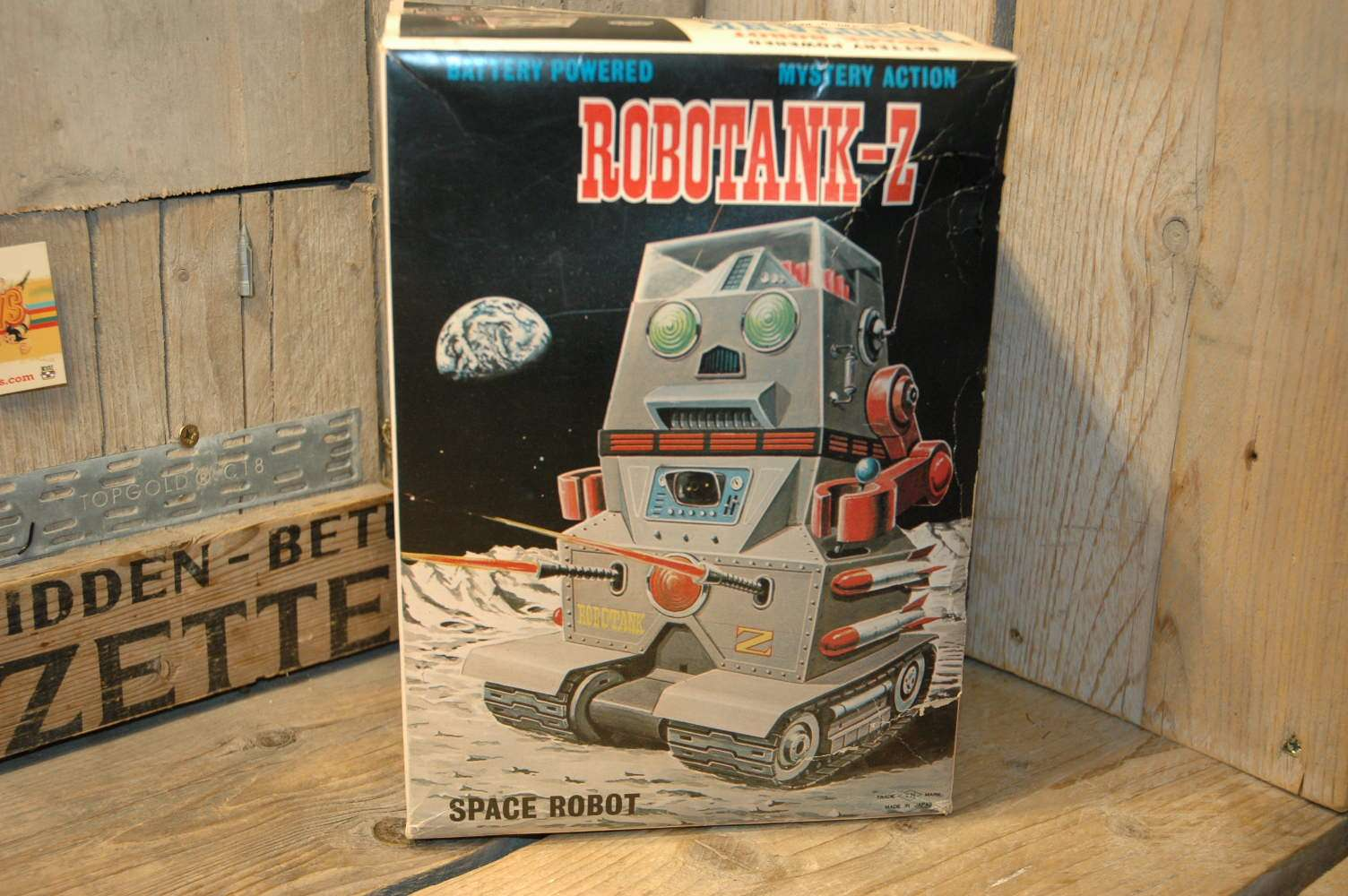 Nomura - Robotank Z