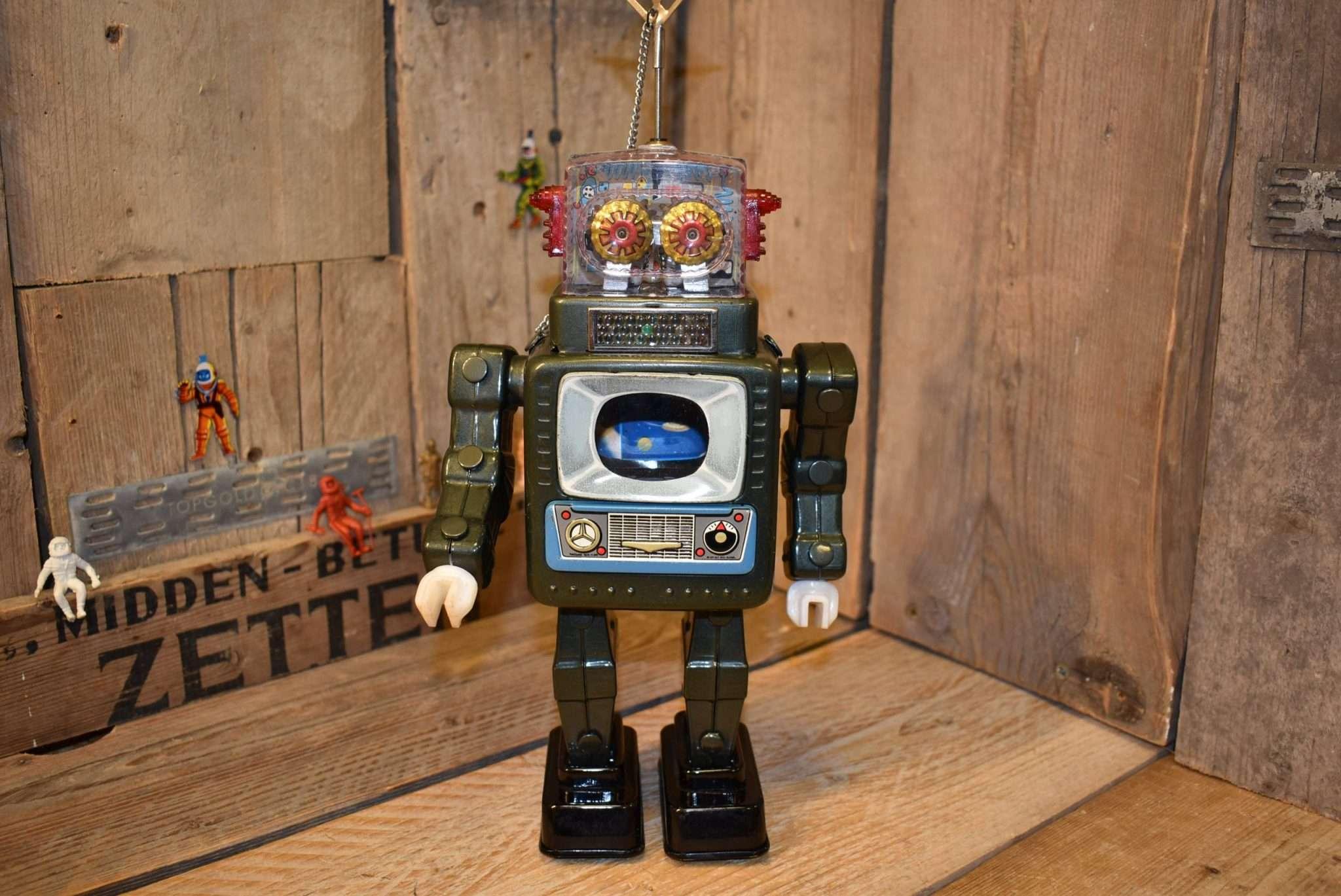 Alps - Television Spaceman 1st Version