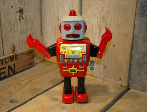 Yonezawa – Mighty Robot