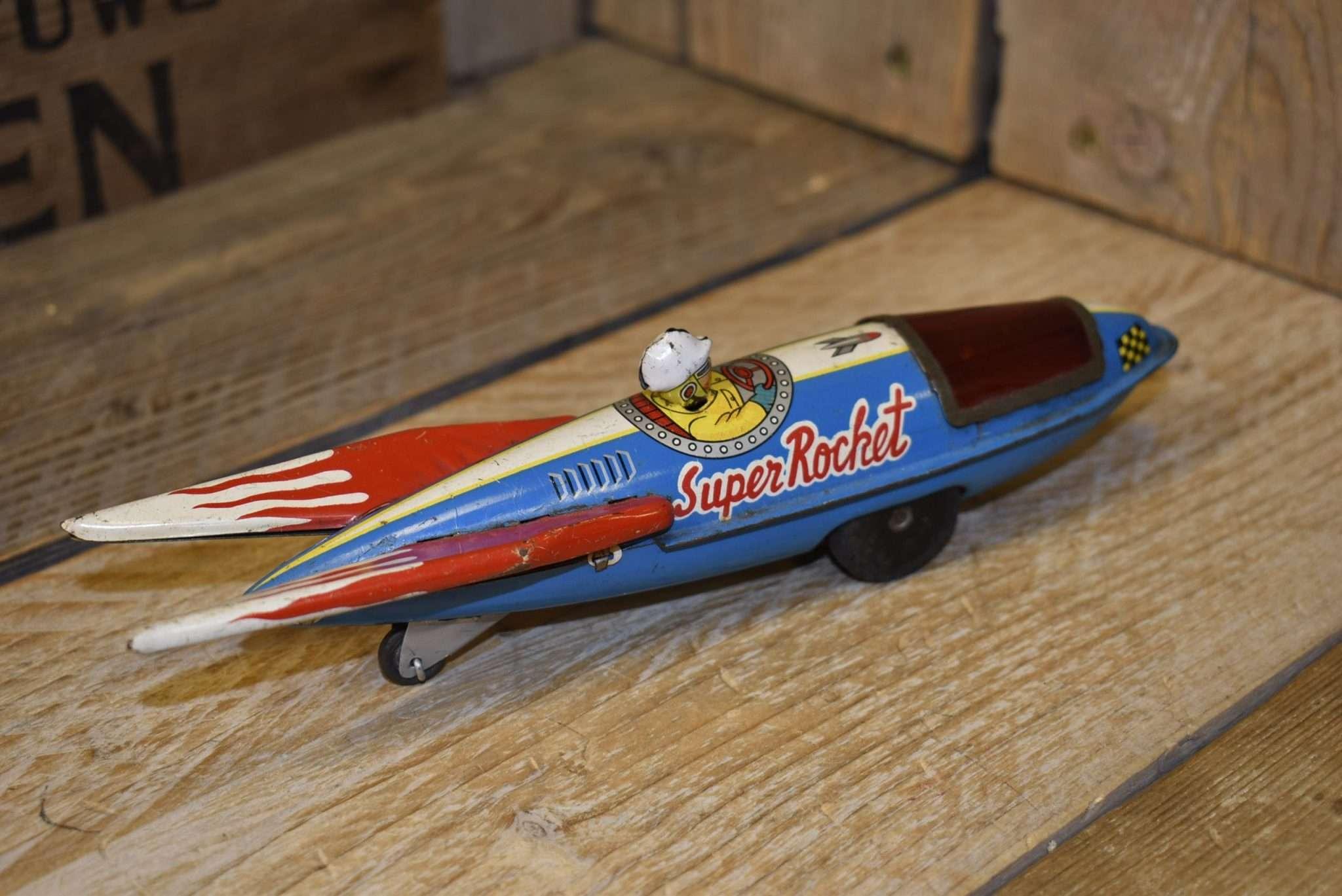 Daiya - Super Rocket